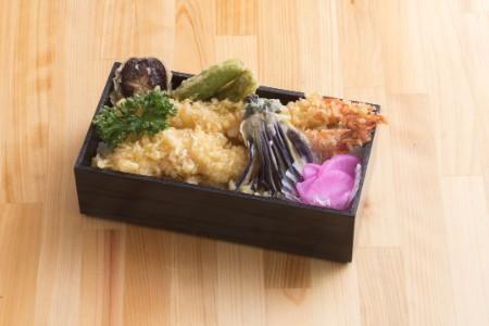 50、天ぷら丼